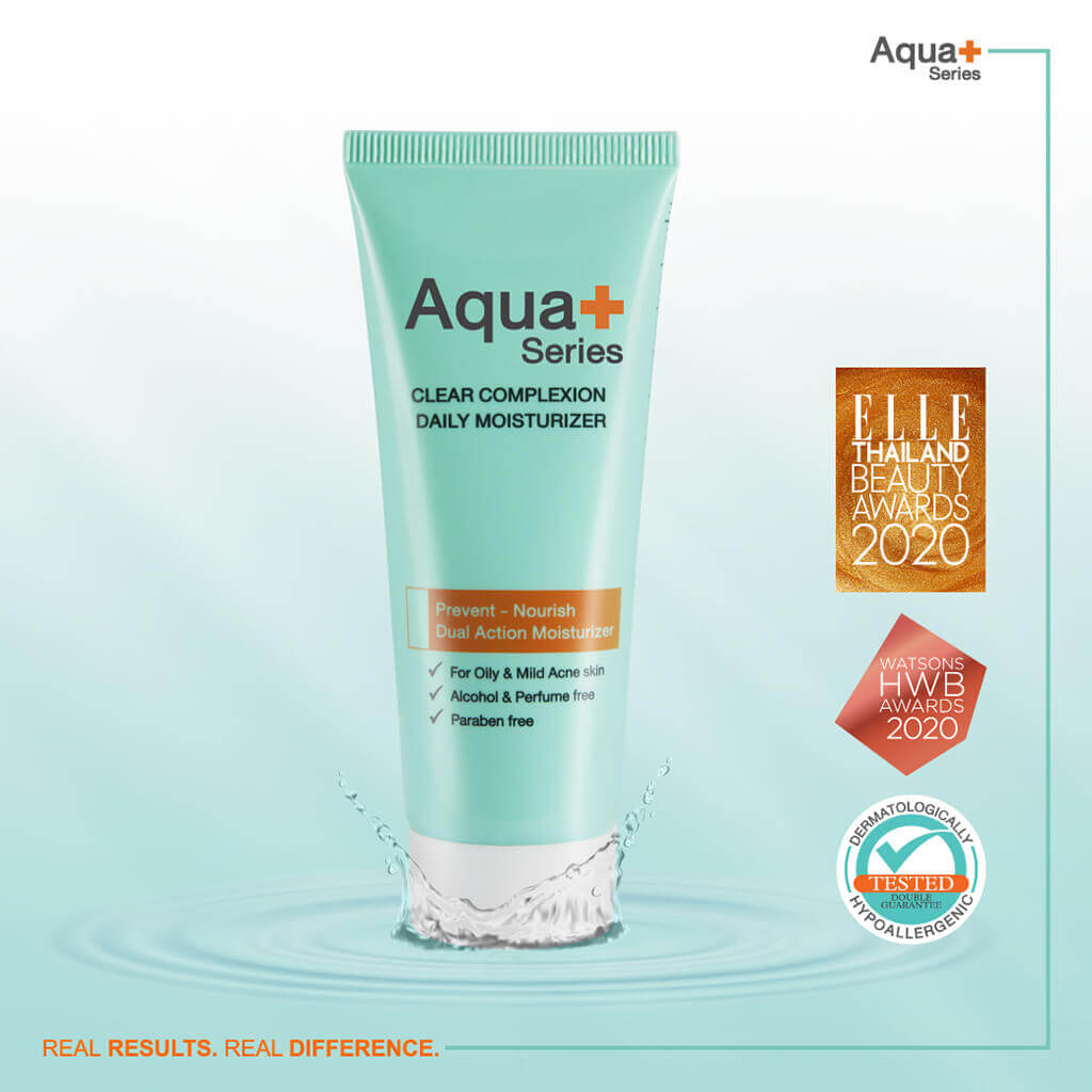 Clear Complexion Daily Moisturizer
