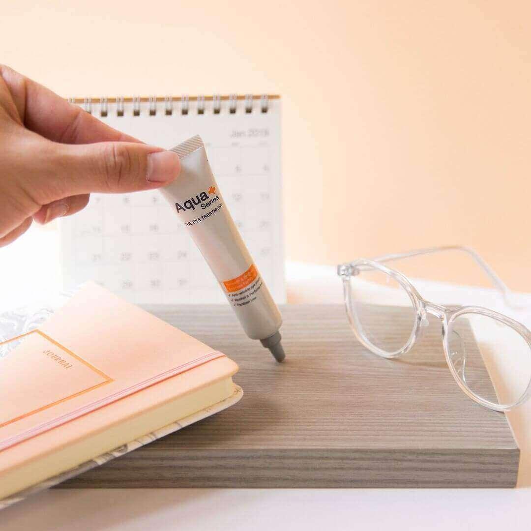 The Eye Treatment อายครีม ทรีตเมนต์ลดความหมองคล้ำและริ้วรอย – 15 ml.