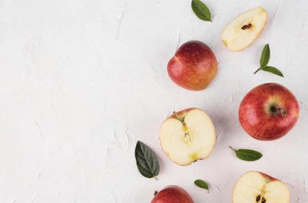 แอปเปิ้ลพอกหน้า