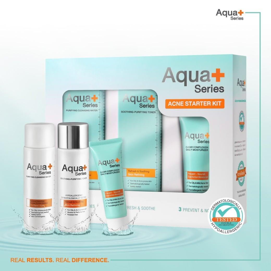 AquaPlus Acne Starter Kit
