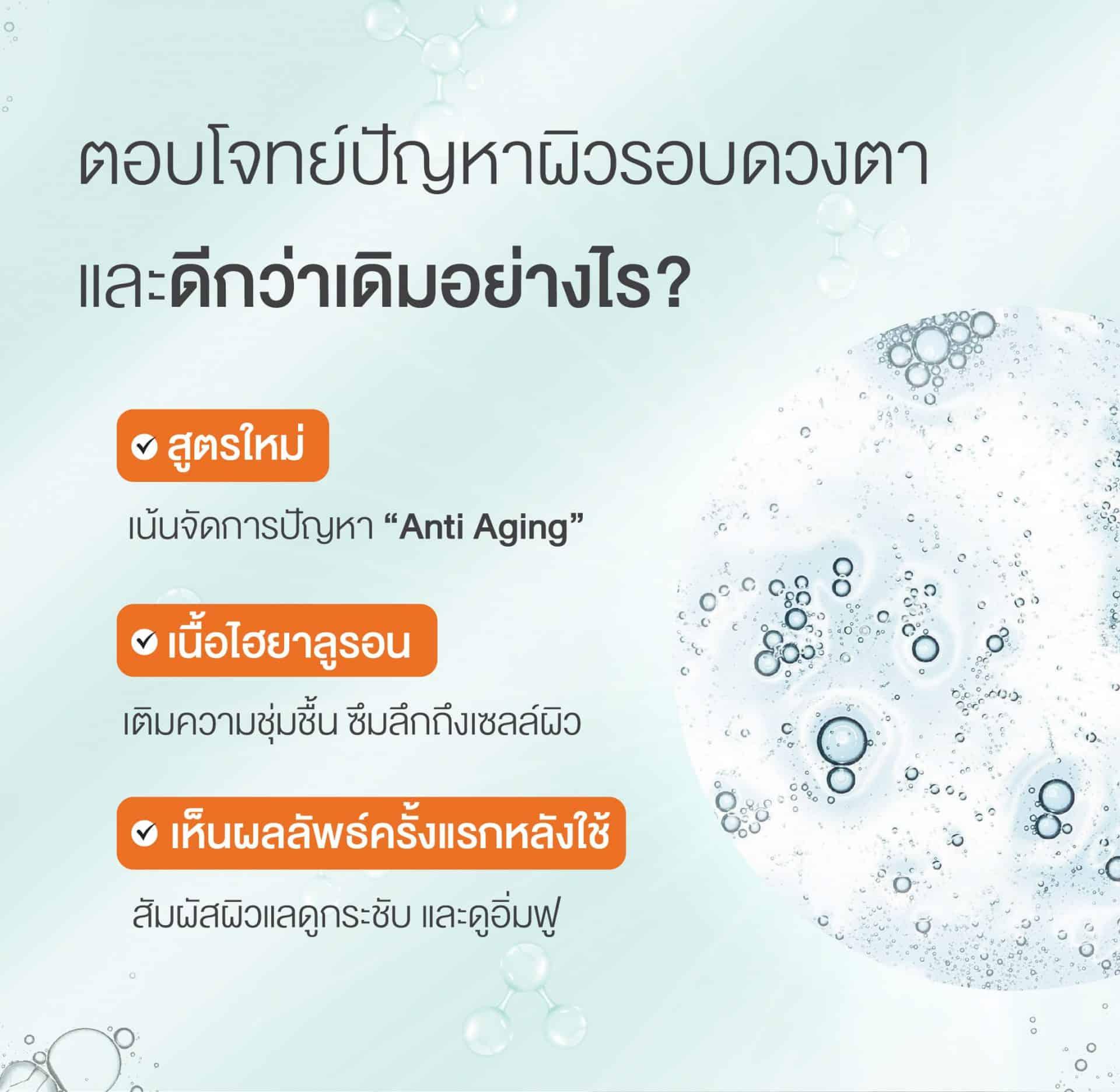 AquaPlus Advanced Hyaluron Eye Cream